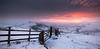 Snow and Fire! (awhyu) Tags: snow fire photography hope back cross district derbyshire hill peak andrew valley yu tor lose mam winhill hollins