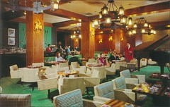 Westbury Hotel Polo Bar, TORONTO (1950sUnlimited) Tags: travel vacation tourism bars lakes restaurants roadtrips villages tourists pools 1950s leisure hotels 1960s poolside resorts diners inns motels midcentury cottages bungalows swimmingpools lobbys buffets lounges motorinns