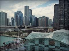 navy pier (BalineseCat) Tags: chicago wheel skyline pier view navy ferris