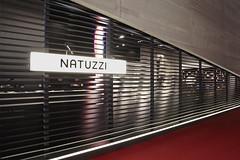 NATUZZI BOOTH @SALONE DEL MOBILE with I-MESH (I-MESH) Tags: wall booth installation salonedelmobile panelling scenography natuzzi imesh sailmakerinternationalspa gaetanoleogrande