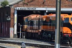 071+134+175 at Connolly, 19/7/16 (hurricanemk1c) Tags: dublin irish train gm rail railway trains 121 railways irishrail 134 generalmotors 2016 emd connolly iarnrd ireann rpsi iarnrdireann railwaypreservationsocietyofireland 1330inchicoreconnolly rpsidieseltransfer