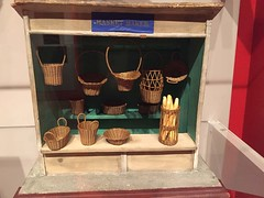 1-14 Nadelman Folk Art at NYHS (MsSusanB) Tags: nadelman nyhs folkart basketmaker straw germany sculpture elie viola wood modernart