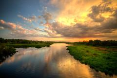 Lake Manatee Sunset (ap0013) Tags: manatee county florida fla fl sunset floridasunset lakemanatee manateecounty hdr nature beautiful