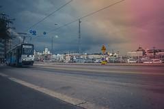 Rhythm not hectic (Diana Knjazeva) Tags: helsinki finland nikon 1855 mm travel city summer tram