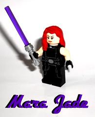 Mara Jade (OB1 KnoB) Tags: lego star wars mini minifig minifigure minifigurine fig figure figurine custom mara jade marajade luke skywalker emperor