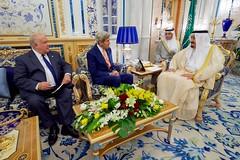 Secretary Kerry Meets With King Salman of Saudi Arabia (U.S. Department of State) Tags: johnkerry jeddah saudiarabia king salman ambassador josephwestphal