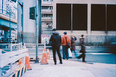 市民大道 (Jian-Xin Wang) Tags: mjuii ミュー olympus オリンパス film フィルム lomography taiwan taipei 台灣 台湾 taipeicity 台北 タイペイ adobelightroom