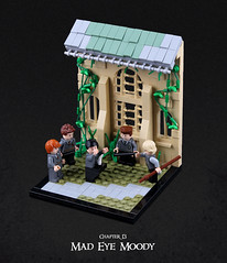 Harry Potter and the Goblet of Fire 07 (Xenomurphy) Tags: lego moc bricks harrypotter gobletoffire rowling muggle magic weasley hermione malfoy voldemort hogwarts hogsmeade slytherin hufflepuff gryffindor ravenclaw quidditch