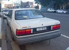 Mazda 929 (FotoSleuth) Tags: mazda 929 v6