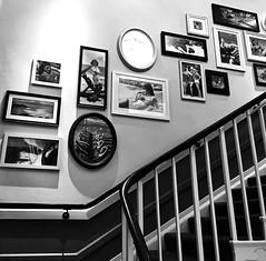 StairWaysToHeaven (Hodd1350) Tags: christchurch dorset mudeford stairs stairway banister pictures christchurchharbourhotel iphone 6s bw wb blackwhite mono whiteblack