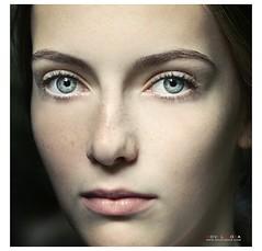 Julia (Noval Goya) Tags: d810 color nikon portrait full blue 56 girl crystal noval photography galery woman art 24105 face fullframe brighting eyes fx