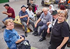 Spazieren in Wien (MichaelGubi) Tags: wien ottakring brunnengasse brunnenmarkt 1060 2012 sterreich vorstadt parkbank bank wiener vienna austria grundsteingasse neulerchenfeld