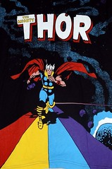 The Mighty Thor and the Rainbow Bridge (VisualStation) Tags: thor themightythor marvel superheroes marvelsuperheroes marvellegends marveluniverse marvelcomics mjolnir rainbow bridge rainbowbridge theavengers stanlee larrylieber hammer
