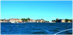 Stockholms Skrgrd (lagergrenjan) Tags: stockholms skrgrd archipelago vaxholm stad fstning kastell