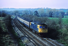 1085 33029 15-10 Cardiff-Portsmouth Harbour Sherrington 04-04-1988 (the.chair) Tags: 1o85 33029 1500 cardiffportsmouth harbor sherrington april 1988