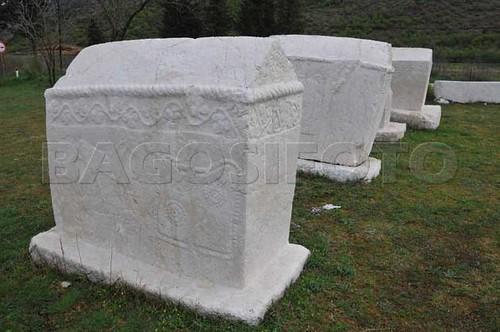 Radimlja  - nekropolisz11