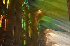 Color light (buga_ivy) Tags: colors barcelona sagradafamilia light