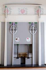 Music Room, East wall (Raven Photographic) Tags: glasgow scotland bellahouston houseforanartlover mackintosh