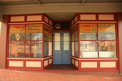 Connelly Bros Shopfront (Darren Schiller) Tags: molong abandoned advertising building closed disused decaying deserted empty history heritage kinkara motherschoice grocer windows signs pepsi smalltown rural rustic