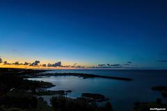 Twilight (daccha) Tags: twilight night nightscape nightphoto sea sun sky skyline landscape island japan okinawa travel vacation nikon sigma miyakojima blue urban