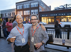 Kick-Off Party  BS0U7084 (TechweekInc) Tags: updown kc techweek event 2016 startup technology tw innovation kansas city tech fest kick off party garmin executive attendees