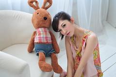 Sophia4006 (Mike (JPG直出~ 這就是我的忍道XD)) Tags: sophia d300 model beauty 棚拍 studio 2012 王晴 serene