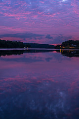Magenta Depths (johnjmurphyiii) Tags: 06457 clouds connecticut connecticutriver dawn harborpark middletown originalnef sky summer sunrise tamron18270 usa johnjmurphyiii cloudsstormssunsetssunrises cloudscape weather nature cloud watching photography photographic photos day theme light dramatic outdoor color colour