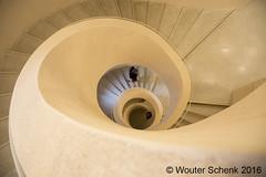 Musee Unterlinden 2 (wouterschenk) Tags: colmar france frankrijk vogezen vosges elzas museum architecture architectuur architektura musee unterlinden round circle
