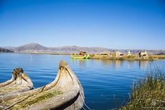 Uros (Alexander Urdiales) Tags: peru uros titicaca lake landscape people aymara quechua