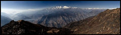 ganesh himalaya from pangsang lek (doug k of sky) Tags: