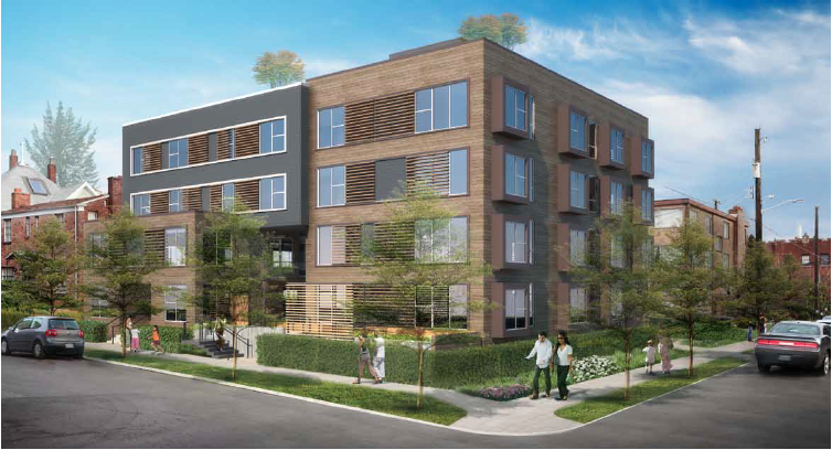 Apartment Building Design Concepts design board set to sign off on 'dick's' apartment building