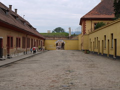 Arbeit Macht Frei Gate (A.Nilssen Photography) Tags: camp concentration holocaust gate republic czech wwii entrance ww2 amf theresienstadt ghetto kz lager worldwar2 frei macht terezin smallfortress arbeidt