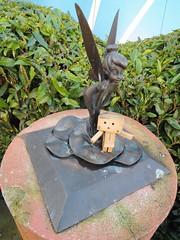 Tinker Bell... (Damien Saint-) Tags: toy amazon vinyl yotsuba danbo amazoncojp revoltech danboard