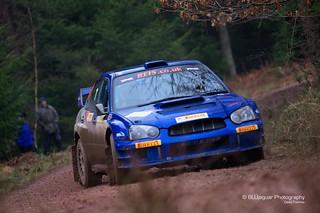 Bob Ceen: Subaru Impreza WRC
