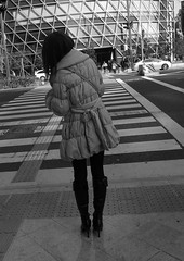 Flickr photo/ (EL.F) Tags: street bw japan photography candid 28mm snap  ricoh       grd