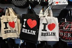 Berlin Souvenirs (sfPhotocraft) Tags: berlin germany souvenirs europe bags touristshop 2013 iloveberlin