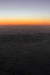 Airborne Sunset (ikjoyce) Tags: sunset aerialphoto madeira