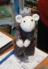 Medieval Mouse (vw4y) Tags: wales wonderful llandeilo institches woolshop