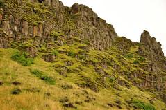 Biggs Hills (dlholt) Tags: oregon or columbiariver gorge columbiagorge biggs basalt columbiarivergorge basaltrock biggsor biggsoregon