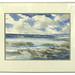 250. Original Watercolor Seascape