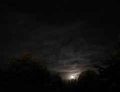 Nocturna mirando al oeste (Alonso Henrquez) Tags: nocturna sanfernando g3 cordilleradelacosta canong3 colchagua alonsohenrquez cerrolapalma