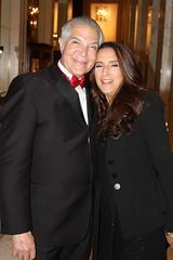 Alex Nogales and Ivette Rodriguez