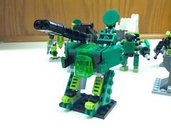 """HU-21 """"Gae Bolg"""" Mk I (Foghammer) Tags: mobile hard suit frame mecha mof0 mfz flickrandroidapp:filter=none"""
