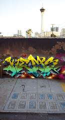 KRABBY PATTY (ALL CHROME) Tags: urban streetart art canon balloons graffiti weed spraypaint sucks kemer kem allchrome kem5 kemr