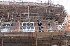 (Carol B London) Tags: hospital demolition whitechapel e1 thelondon oldandnew royallondon officialopening royallondonhospital rlh newhospital oldhospital 27thfeb thelondonhospital feb2013 bartshealth 2thfeb2013 27thfeb2013