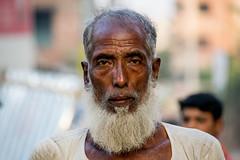 Old yet Strong... (Sheikh Shahriar Ahmed) Tags: portrait naturallight dhaka bangladesh dx constructionworker dhakadivision 55300mm dafadar sheikhshahriarahmed