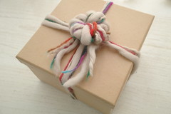 Winter Gift (canacol) Tags: wool handmade s felt  guilty                 stuffy