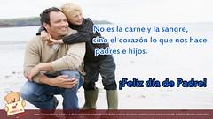 Imágenes para Compartir: 19 de Marzo - Postal por el día del Padre (Imágenes para Compartir) Tags: del dia imagenes padre frases postales ocasiones tarjetas
