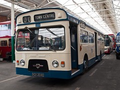 Hck Leyland Panther Mcw Preston Corporation Helens