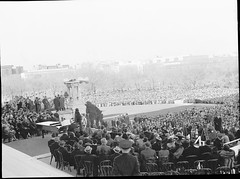 Marian Anderson Sings at Lincoln Memorial: 1939 # 2 (washington_area_spark) Tags: school hall dc washington high concert memorial district dar central jim columbia anderson civil rights lincoln crow constitution 1939 marian segregation